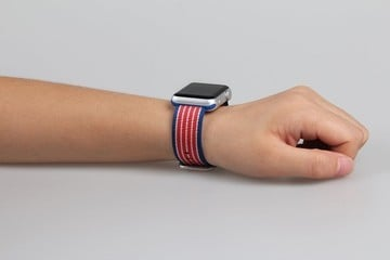 Get Into the Olympic Spirit With V-Moro's US Flag Apple Watch Band