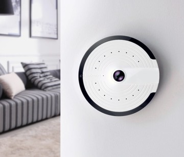 Protect Your Home With the Smanos UFO Camera