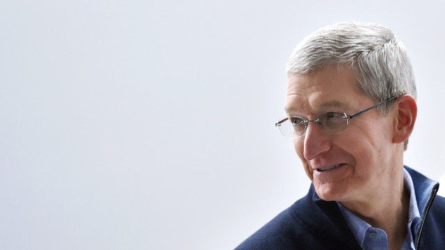 Apple CEO Tim Cook Stresses the Importance of AI and AR