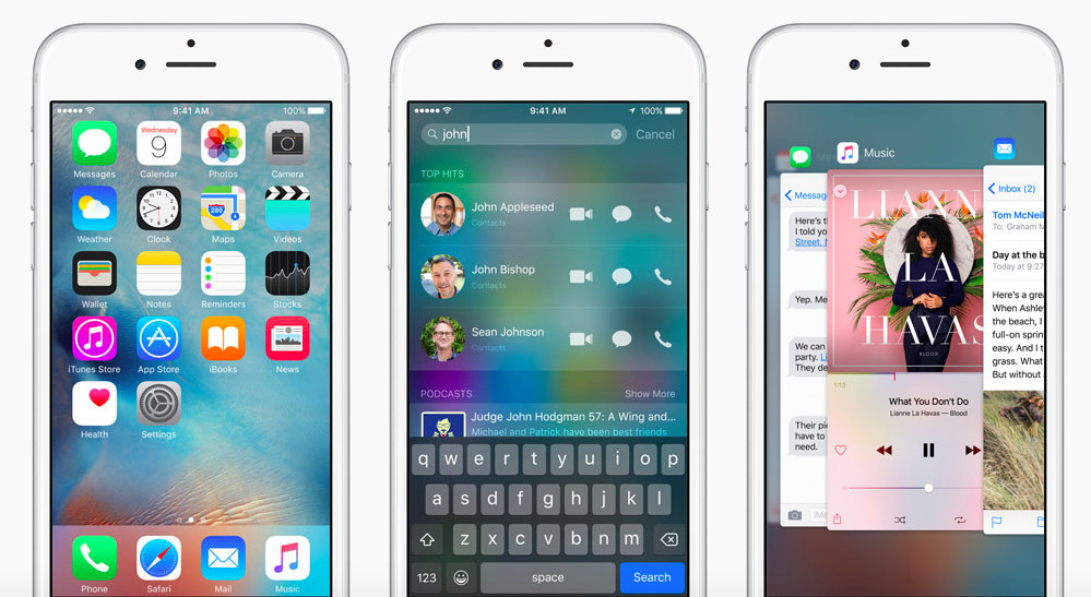 Apple Adds Faster 3d Touch Text Deletion In Ios 10 Beta