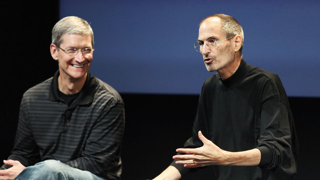 Tim Cook Reaches His 5th Year as CEO, Receives $100+ Million Bonus