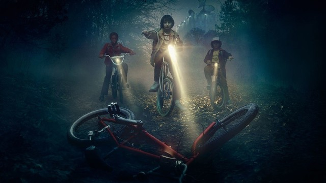 'Stranger Things' Poster Started Its Life on an iPad Pro
