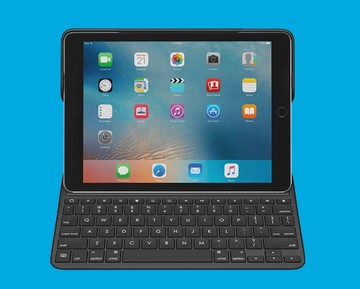 Logitech Launches a 9.7-Inch Version of Its Create Keyboard Case for iPad Pro