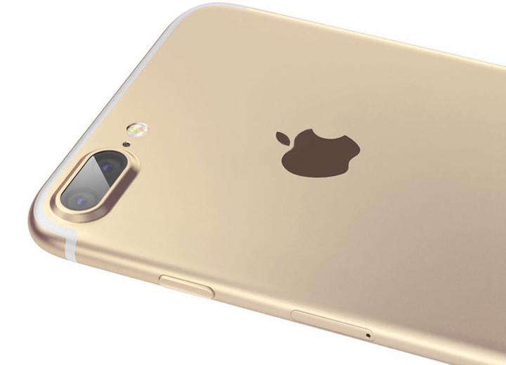 Dual Camera iPhone 7 render