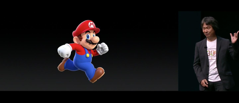 Super Mario Run Requires