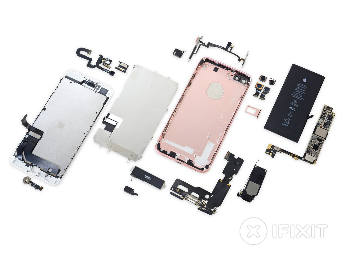What's Inside the iPhone 7? iFixit's Teardown Has the Answers