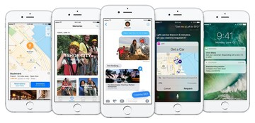 Apple's iOS 10 Arrives With a Host of New Improvements