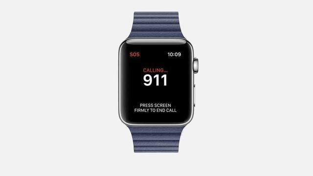 How to Activate and Use the Apple Watch SOS Emergency Calling Feature
