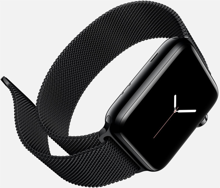 Apple Watch has two mic holes instead of one