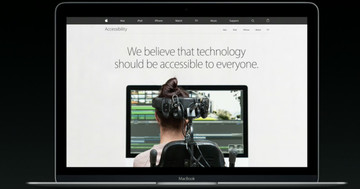 Apple Launches New Accessibility Website