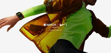 It's Official: Apple Watch Nike+ Will Be Available on Oct. 28