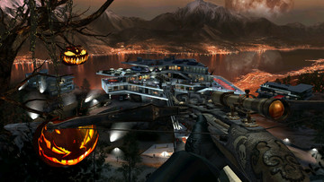 Hitman: Sniper Gets Creepy With Halloween Update
