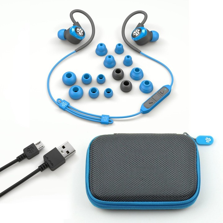 JLab Audio Epic2 Blue/Gray
