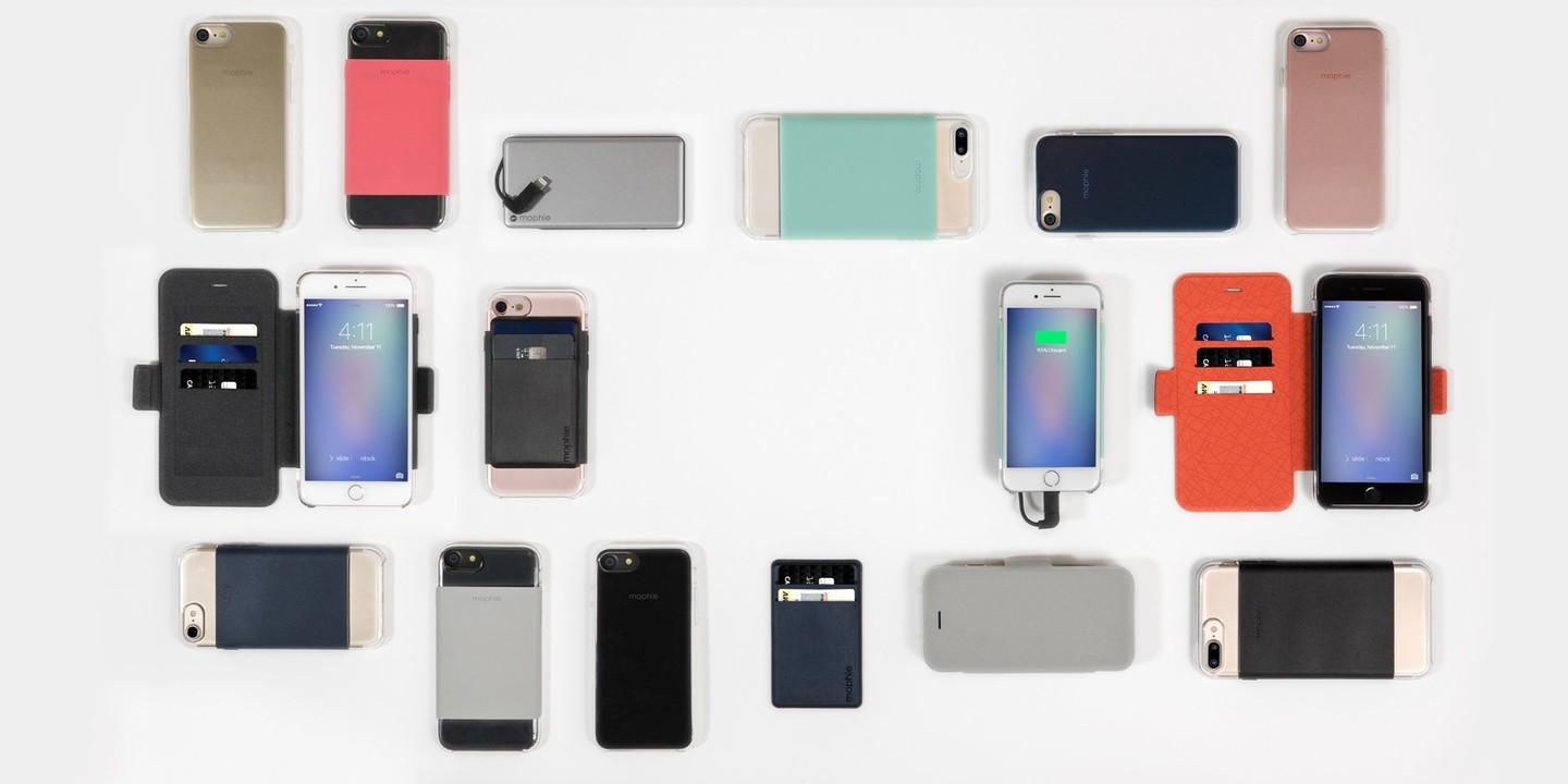 new products 80261 358b0 Mophie's New iPhone 7 Cases Feature Magnetic Accessory Attachments