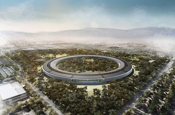 Video: Apple Campus 2 Is Getting Closer to Completion