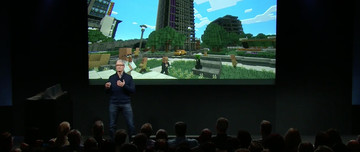 Minecraft Finally Digs and Builds Its Way to Apple TV