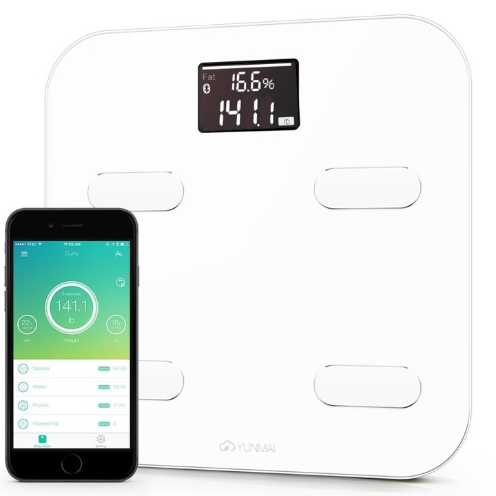 Yunmai Bluetooth Body Fat Scale