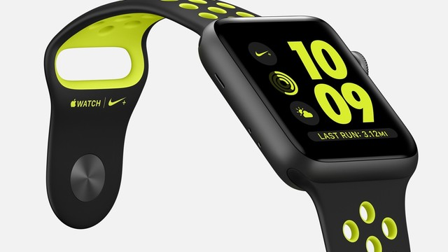 The Apple Watch Nike+ is Off and Running