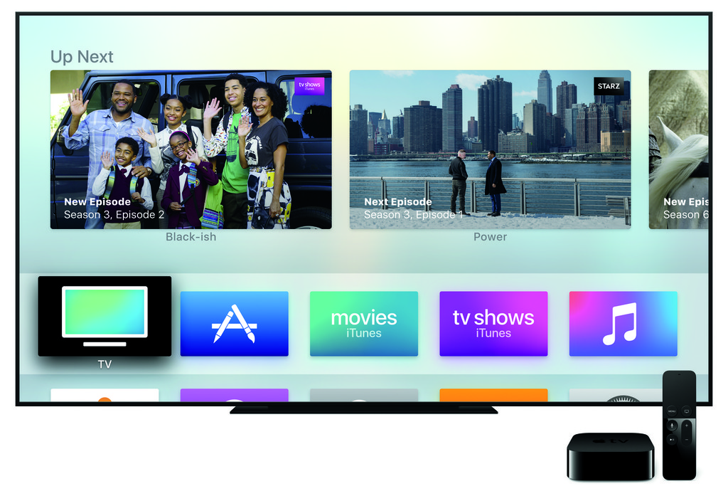 The TV App