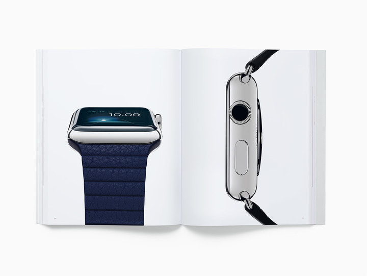 Apple Watch in Designed by Apple in California