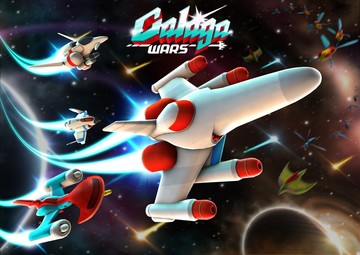 Classic Arcade Shoot-'Em-Up Gets Upgraded in Galaga Wars