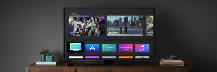 The TV app will land on the fourth-generation Apple TV and iOS devices sometime before the end of the year.