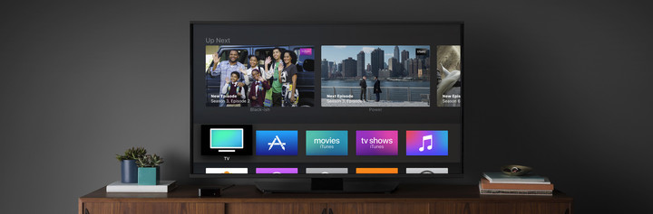 The app will also be avaialble on the fourth-generation Apple TV