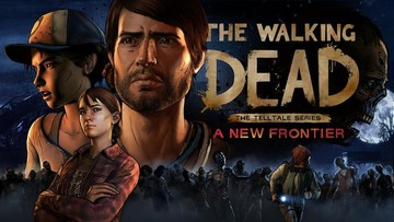New The Walking Dead: The Telltale Series – A New Frontier Trailer Released
