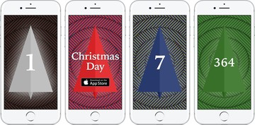 It's Countdown Time With the New Christmas Day Apps for iOS