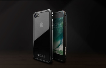 SwitchEasy's New 'Glass' Case is Designed for the Jet Black iPhone 7, iPhone 7 Plus