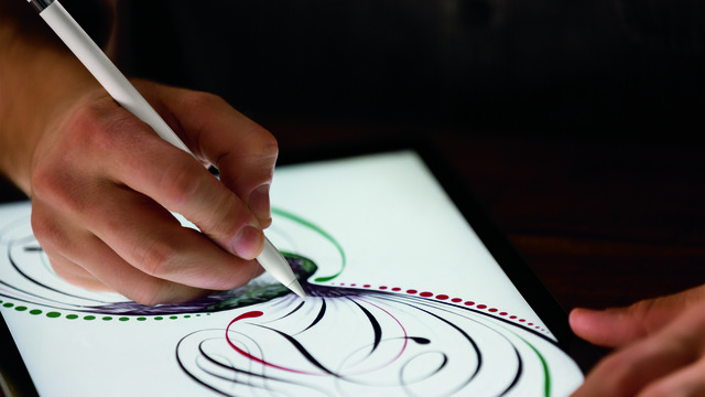 A New Low-Cost iPad Might Support the Apple Pencil