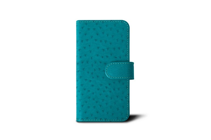 leather-iphone7-wallet-case-turquoise-real-ostrich-leather-21