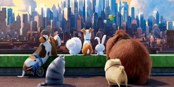 Apple's Siri Knows All About 'The Secret Life of Pets'