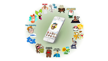 EmojiTap Is Your All-In-One App for Sending Branded Stickers
