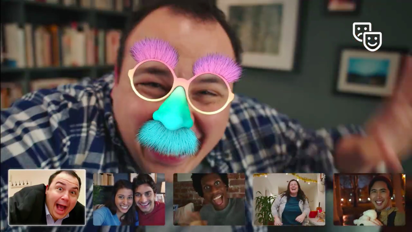 group video chat app
