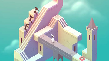 Monument Valley Stickers Bring Princess Ida and Company to iMessage