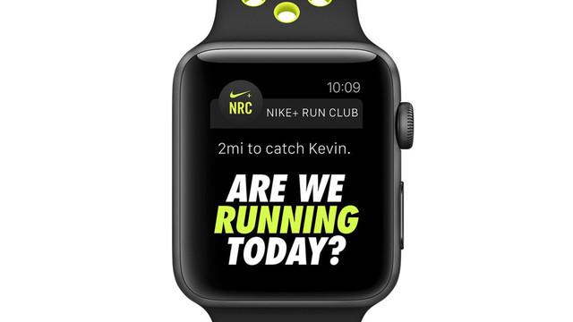Nike+ Run Club Updated With Nice Improvements for the Apple Watch