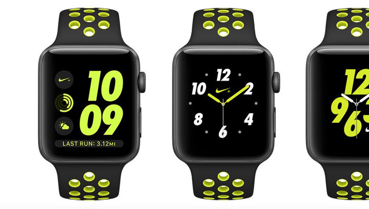 The Nike+ Run Club app is a major part of the Apple Watch Nike+.
