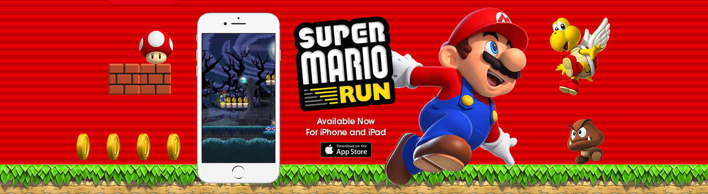 Super Mario Run was Downloaded