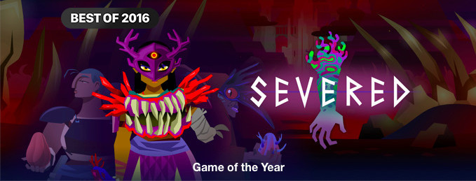 severed-app-store-best-of-2016