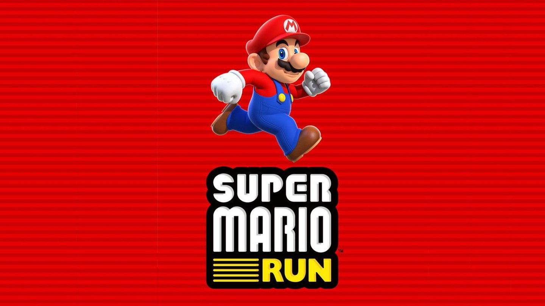 Super Mario Run demo