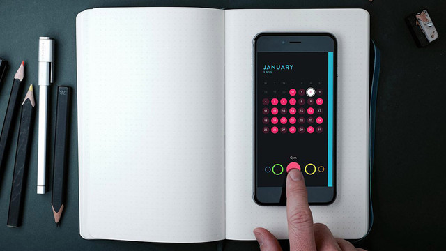 Here Are More Reasons to Use Moleskine's Timepage Calendar App