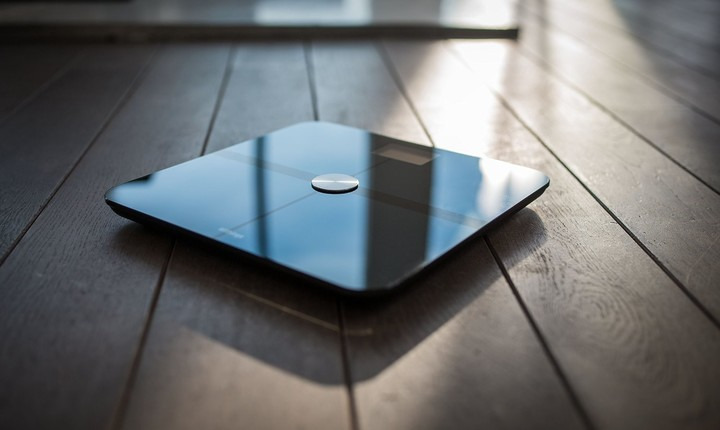 Withings Body Scale Blue Color