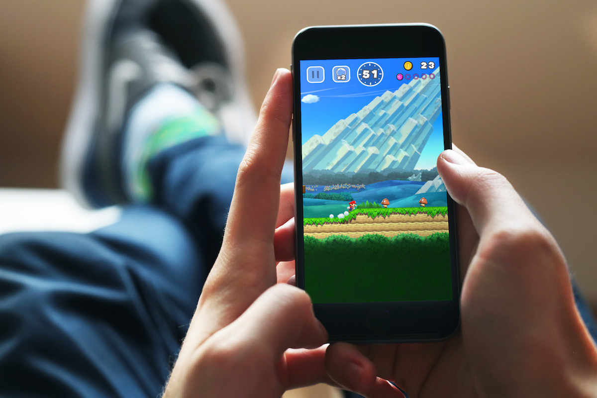 Best Free iPhone Apps of 2016 Mario Run