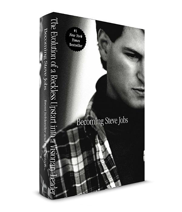 Best Apple Books Becoming Steve Jobs