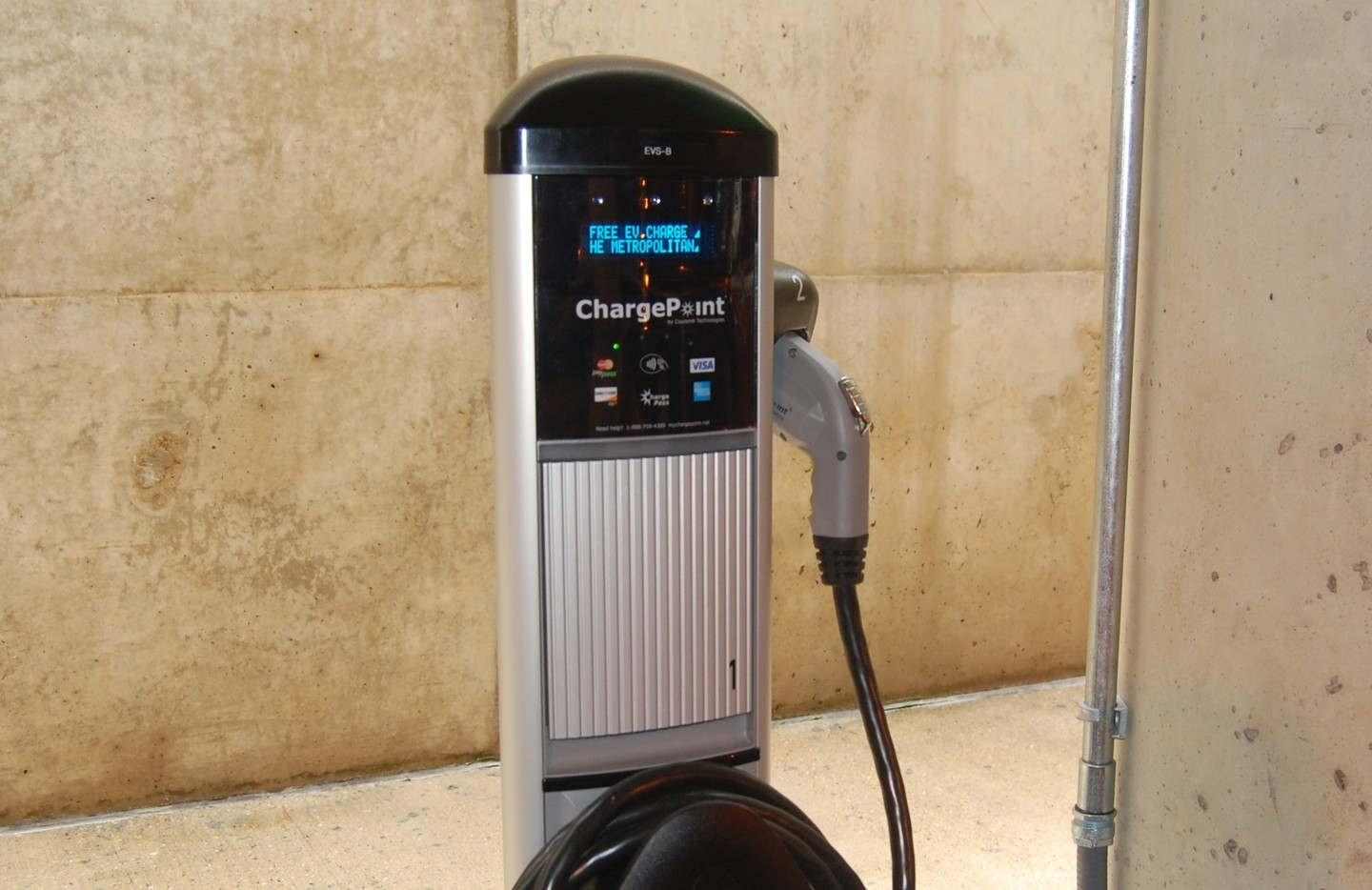 ChargePoint Charging Stations