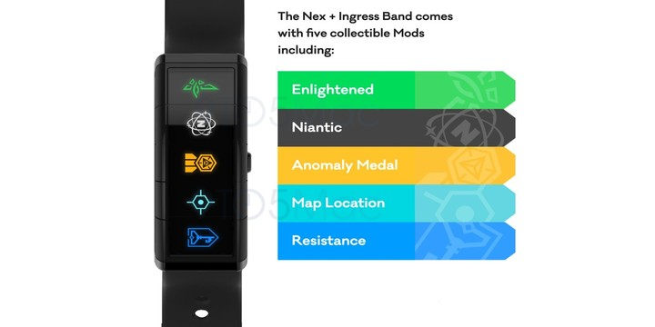 A look at Niantic's apparent wearable device.