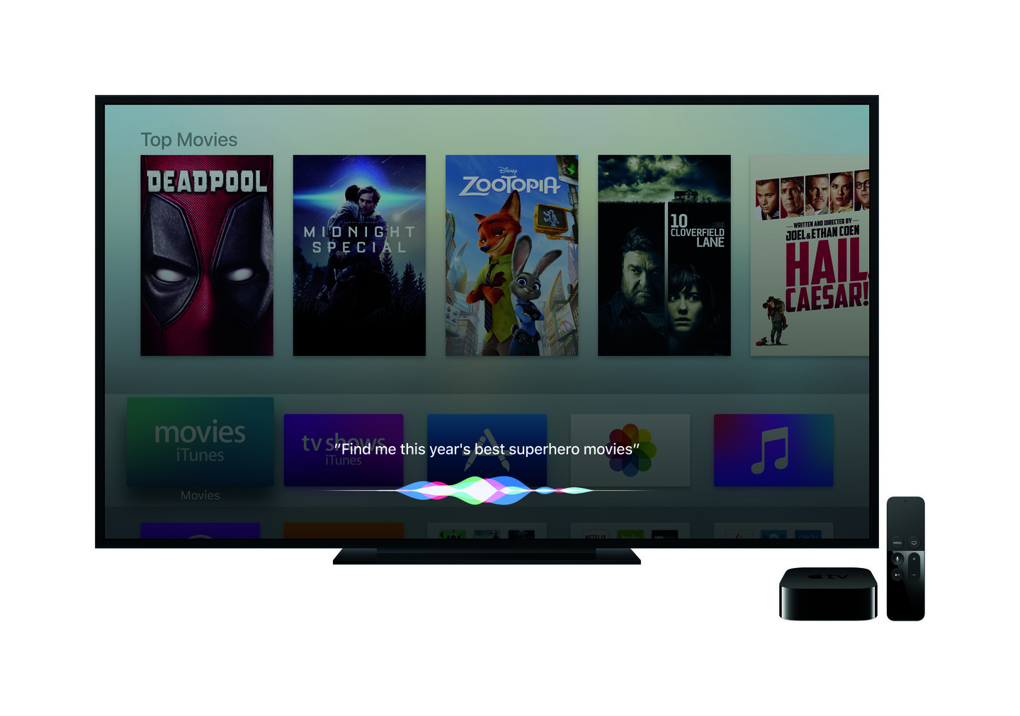 Apps That Support Apple TV Universal Search