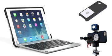 CES: The OtterBox uniVERSE Case System Arrives on iPad