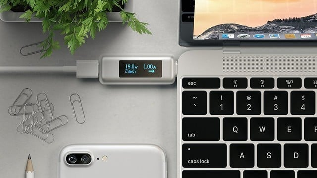 Satechi's New USB-C Power Meter Helps Protect Against Faulty Cables, Chargers